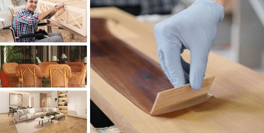Different Types of Furniture Restoration Services
