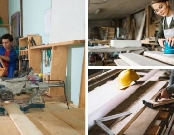 How The Experts Strip Out Finishes from Wooden Furniture?
