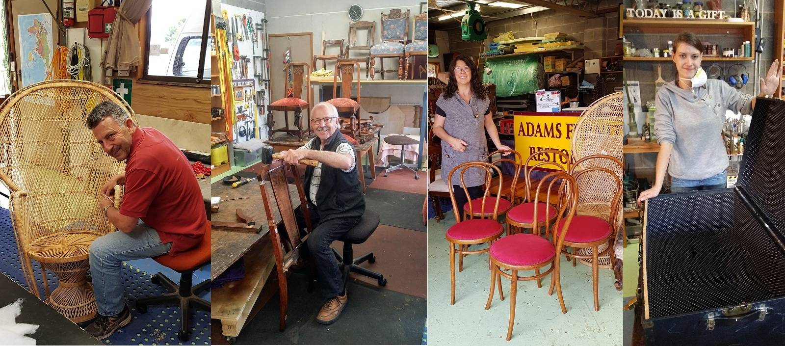Furniture Restoration and Upholstery